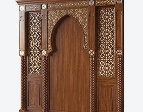 Arabic wall 3D