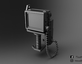 Alien Isolation Motion Tracker Scanner for 3D print model