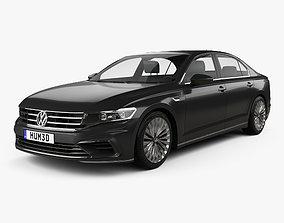 Volkswagen Phideon GTE 2017 3D