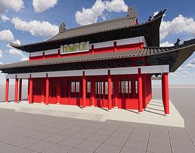 Golden Temple 3D print model