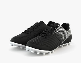 3D model sneakers Football Boots