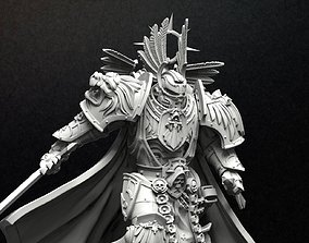3D printable model The Beast Slayer Knight