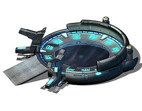 Different dimension - portal 01 3D