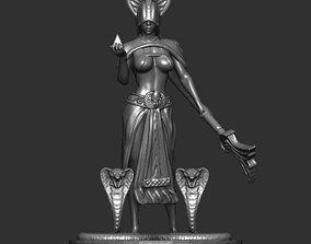 3D print model Chess board figure - The Bishop
