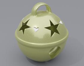 cat bell mk3 3D model