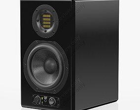Adam Audio ARTist 5 Gloss Black 3D