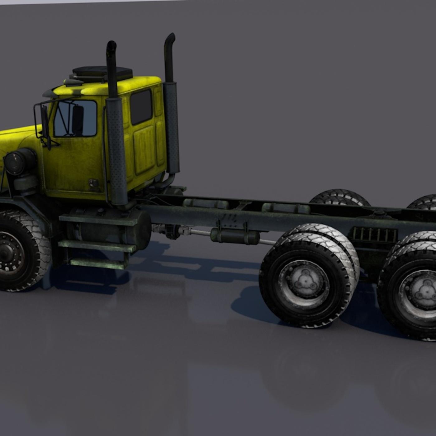 Western star truck