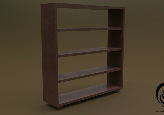 Bookshelf 02 R