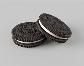 3D Oreo Biscuit