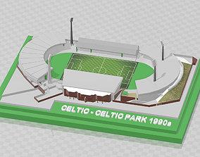 Celtic - Celtic Park 1985-1995 3D print model