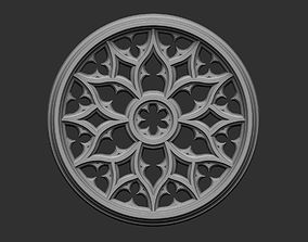 3D print model Gothic Tracery 4