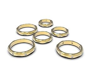 Variations around Infinito wedding 3D printable model 2