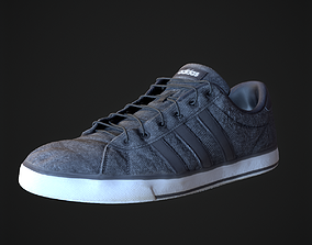 3D Scanned Adidas Sneaker - Photogrammetry