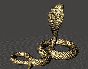 Cobra Snake 3D print model