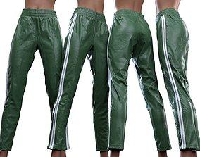3D Stripes Jogging Trousers