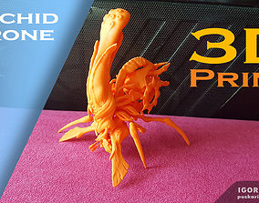 Orchid Drone - 3Dprintable