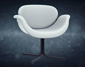 Artifor Tulip Midi Chair 3D model