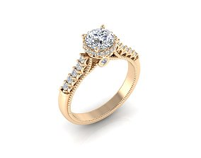 rings Ring 45 3D printable model