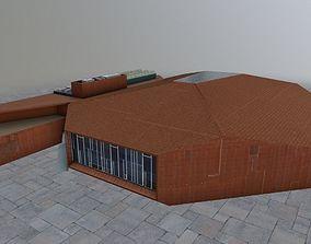 3D model Nice Building 1