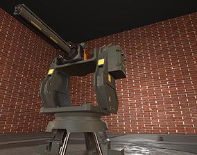Turret 3 3D