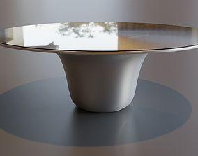 3D model Bell table