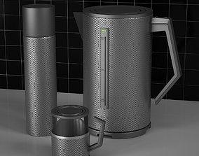 3D Teapot Thermos Mug tea