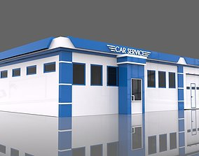 Mobile Car Wash and Detailing Services 3D model