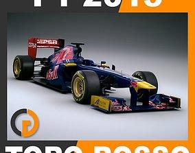 F1 2013 Scuderia Toro Rosso STR8 3D