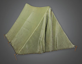 3D model MLT - Military Tent 86 - PBR Game Ready