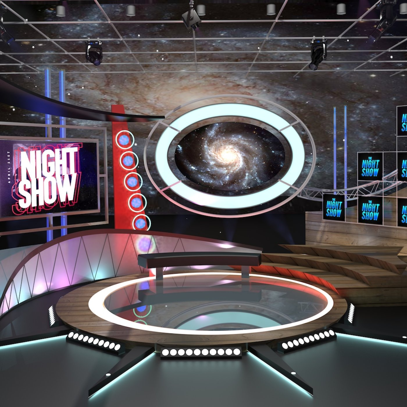 TV Studio Talkshow 1
