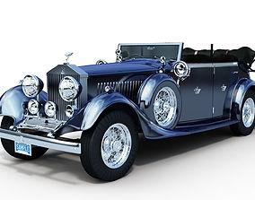 Rolls Royce Phantom II 3D