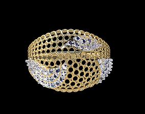 Gold Ring 181 3D print model