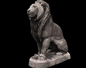 3D print model LION SCULPTURES unique