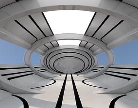 science 3D Sci Fi Interior