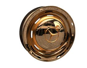 Mercedes-Benz WHEEL PACKAGE 3D model