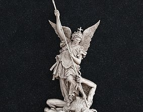 Arhangel Michael 3d print model michael