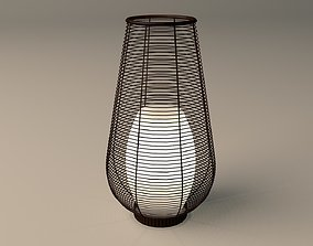 3D Reed Lamp 3