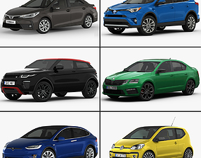 3D My Car Collection vol 4 2017