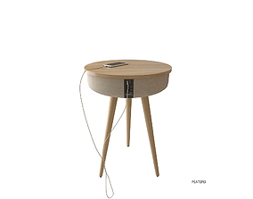 Side table intelligent 3D