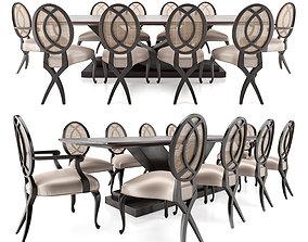 3D Set Table CG3A1 - Christopher Guy