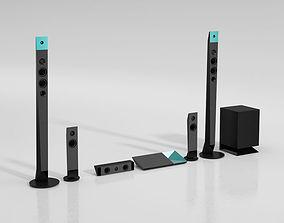3D model stereo 76 am144