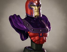 Campbells Magneto Bust 3D printable model