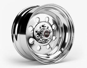 Weld Draglite Wheel 3D