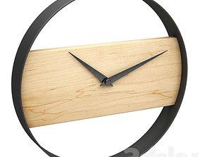 Lascelles - Clock 3D model