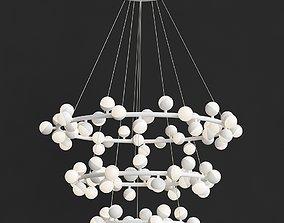 Pendant Lights 3D chandelier