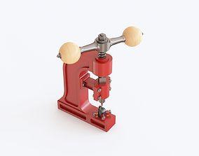 Punching machine 3D model