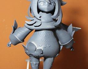 3D printable model Paimon Genshin Impact
