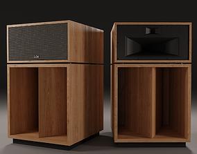 KLIPSCH La Scala Floorstanding Speaker 3D model