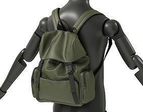 Mens Casual Backpack 7 3D model
