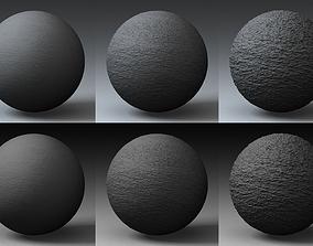 3D model Displacement Landscape Shader 056
